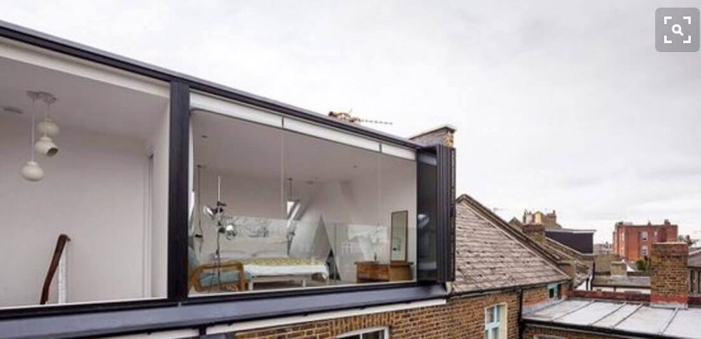contemporary loft conversion