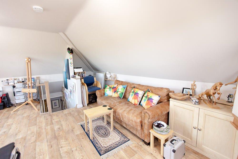 loft conversion complete
