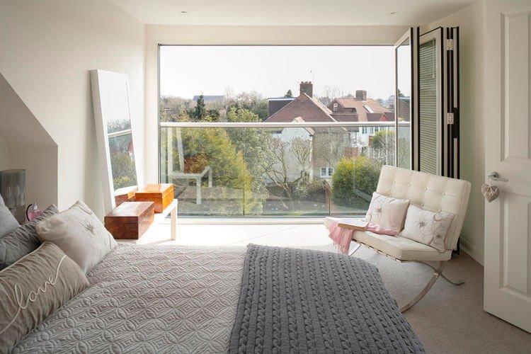 loft conversion bedroom interior design