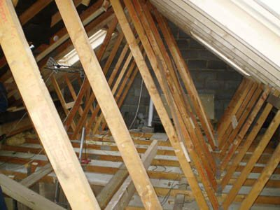 truss loft conversion